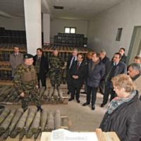 6 millions d'armes dans les Balkans, dont les 2/3 non enregistrées. Une menace constante dénonce la Commission