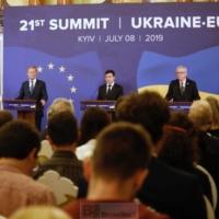 Les Européens réaffirment leur soutien à l'Ukraine, avec un financement à la clé