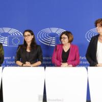 Dernières auditions : Timmermans, Vestager, Dombrovskis, le trio exécutif s'impose. Jourova et Wojciechowski passent sans encombre