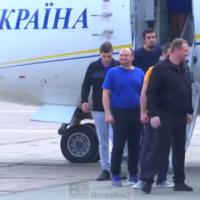 Un geste de détente entre Kiev et Moscou. 70 prisonniers libérés dont les marins du détroit de Kertch, Oleg Sentsov et le commandant Tsemakh