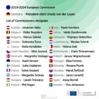 La Commission von der Leyen : paritaire, équilibrée, expérimentée