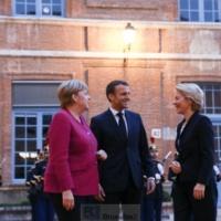 Un accord très flou sur la défense entre Français et Allemands à Toulouse