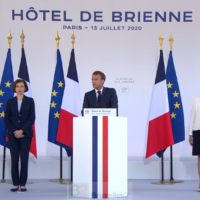 Méditerranée, Libye, Sahel, notre combat européen (Emmanuel Macron)