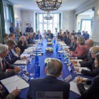 L'Initiative européenne d'intervention (IEI) accueille trois nouveaux membres et se structure