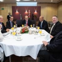 Un Américain à Bruxelles. Mike Pompeo cherche une relation plus amicale avec les nouveaux dirigeants européens