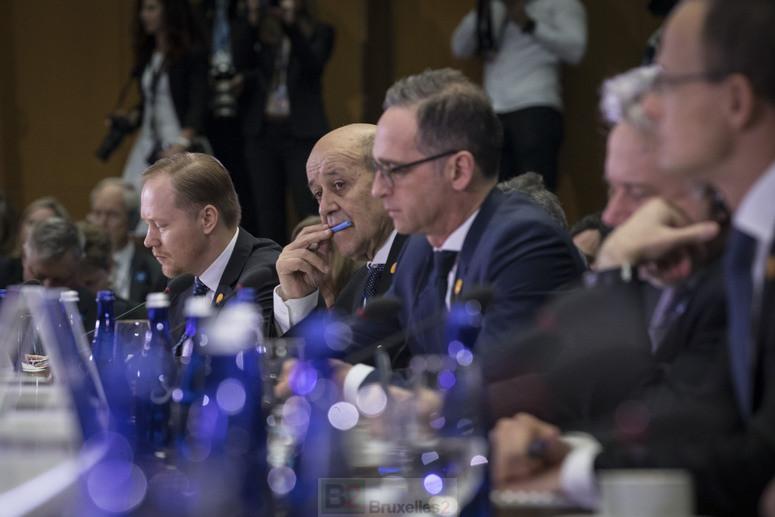 Paris et Berlin posent des gestes d'apaisement après les critiques françaises — OTAN