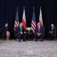 Pologne et USA signent leurs fiançailles. Déclaration sur le renforcement des troupes US en Pologne
