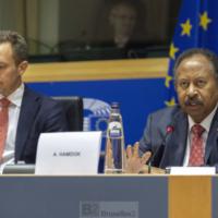 Abdalla Hamdok (Premier ministre du Soudan) aux Européens : des demandes, des engagements