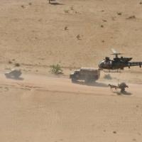N°04. L'UE dans le désert des sables tchadiens. EUFOR Tchad 2008