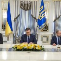 L'accord en six points de Kiev (le texte du 21 février)