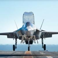 Le F-35 reprend l'air, de façon limitée