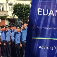 La mission de conseil aux forces de sécurité ukrainiennes « EUAM Ukraine »