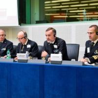 La formation des garde-côtes libyens commence. Objectif : être opérationnel avant l'été 2017 (Credendino)