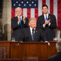 La solidarité transatlantique réaffirmée de façon claire et nette à Washington