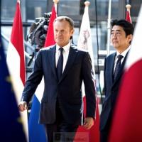 Europe et Japon d'accord pour un partenariat stratégique