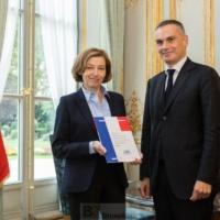 La revue stratégique française publiée