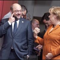 Zone Euro, Défense, Réfugiés, les premiers éléments du futur gouvernement allemand