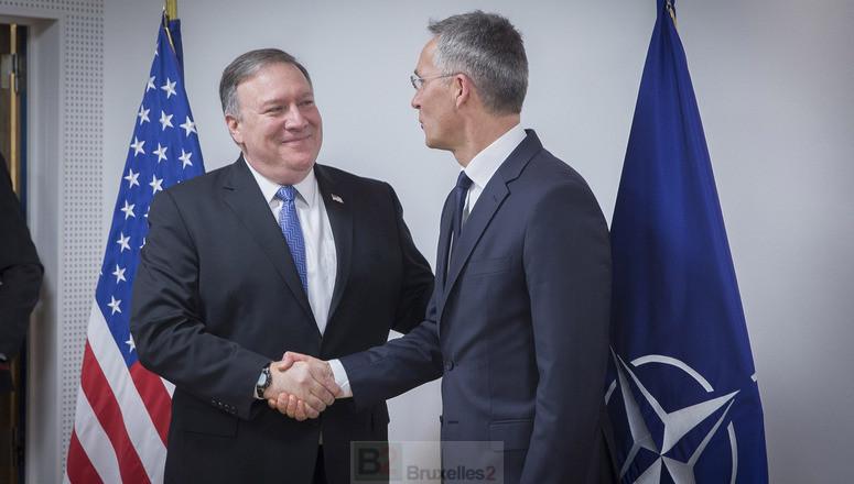 ministérielle Affaires étrangères OTAN