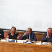 Entretiens de la défense européenne (1) : L'autonomie suppose de se passer des pays tiers (C. Ferrand, DGA)