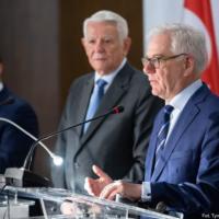 Polonais, Roumains et Turcs sont d'accord : la sécurité européenne c'est l'OTAN. Point