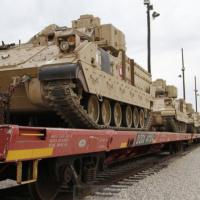 Le Parlement soutient une nouvelle priorité européenne : la mobilité militaire