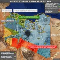 L'offensive de Haftar sur Tripoli préoccupe les Européens