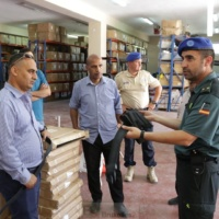 Les missions d'EUPOL Copps et EUBAM Rafah prolongées, et recentrées sur des missions de conseil stratégique (V2)