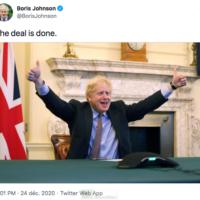 Brexmas. Un deal avec le Royaume-Uni. Mais pas sur la politique étrangère ni sur la défense. Deux orphelines de l'accord (v2)