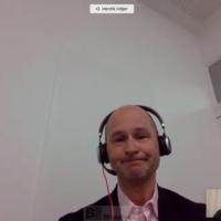 Avec les lunettes de réalité virtuelle, le futur de la simulation s'annonce passionnant (Henrik Höjer, RUAG)