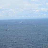 Le Golfe de Guinée, zone maritime d'intérêt européen. Premier projet pilote des présences maritimes coordonnées (v2)