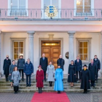 Un nouveau gouvernement en Estonie, très paritaire. Les quatre ministres régaliens : deux hommes, deux femmes