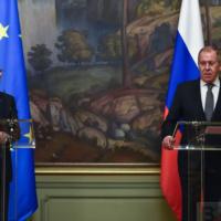Le chef de la diplomatie européenne Josep Borrell piégé à Moscou