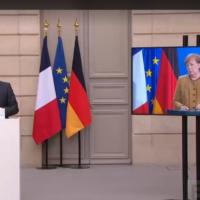 Projets franco-allemands de défense. Merkel et Macron réaffirment la volonté d'y arriver. Mais c'est dur ! Berlin veut des gages