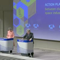 Favoriser les synergies entre les industries de défense, spatiale et civile. La Commission présente onze actions