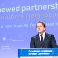 L'UE veut relancer son partenariat avec le voisinage Sud