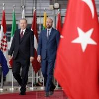 Ankara et Bruxelles tentent de renouer les fils du dialogue
