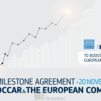 L'OCCAR assurera le suivi des subventions pour les projets ESSOR et Eurodrone