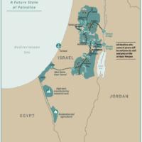 Les six points du plan de paix pour le Moyen-Orient des Américains qui posent problème