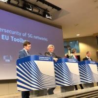La 5G : oui, mais avec des garde-fous. La Commission européenne présente sa 'boîte à outils' (toolbox)
