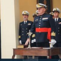 Un nouveau commandant pour Atalanta venu du corps de l'infanterie de marine
