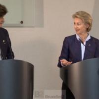 Une experte des relations franco-allemandes, Sylvie Goulard, désignée à la Commission européenne pour la France