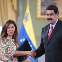 Entre Caracas et Bruxelles, le fil rouge diplomatique chauffe