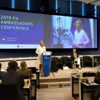 Le message de Mogherini aux ambassadeurs de l'UE : le monde attend l'Europe, soyez visibles, positifs, multilatéraux et fiers de vous !