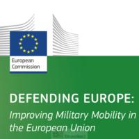 Les travaux sur la mobilité militaire avancent… doucement