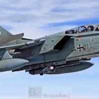 Eurofighter nouvelle génération et F-18 pour remplacer les Tornados allemands. Une nécessité nucléaire