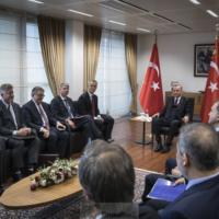 La Turquie provoque. L'Alliance atlantique s'enrhume. La relation OTAN-UE bloquée